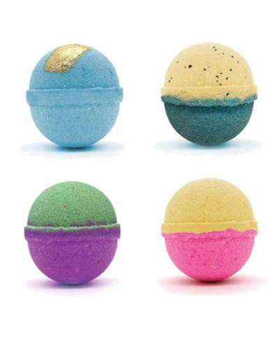 35mg CBD Bath Bomb – 4pack