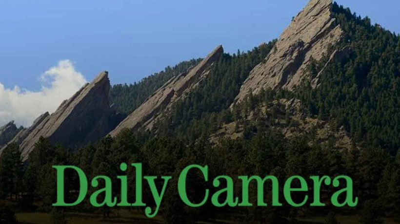 Daily Camera – Boulder CBD company makes sanitizers, donates to first responders