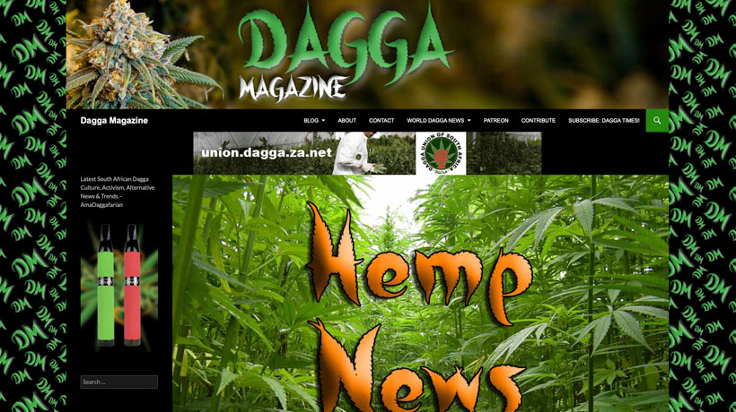 DAGGA Magazine – Boulder CBD company makes sanitizers, donates to first responders