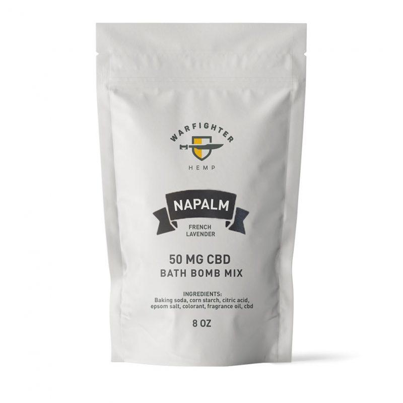 Napalm – Bath Bomb Mix