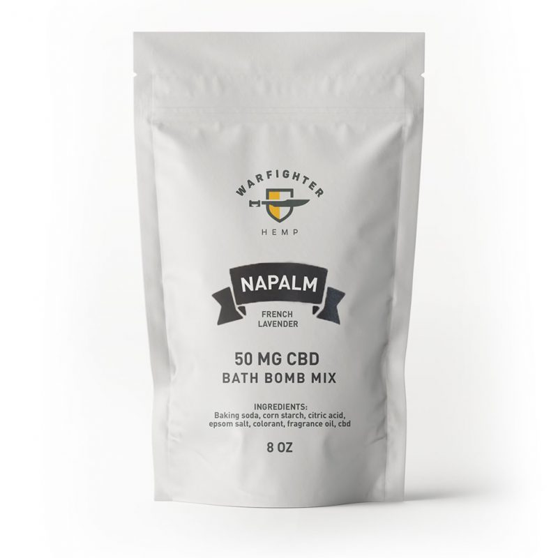 Napalm – Bath Bomb Mix 8oz