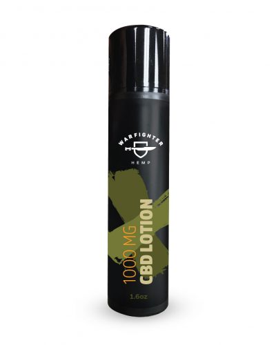 1000mg CBD Full Spectrum Topical Lotion
