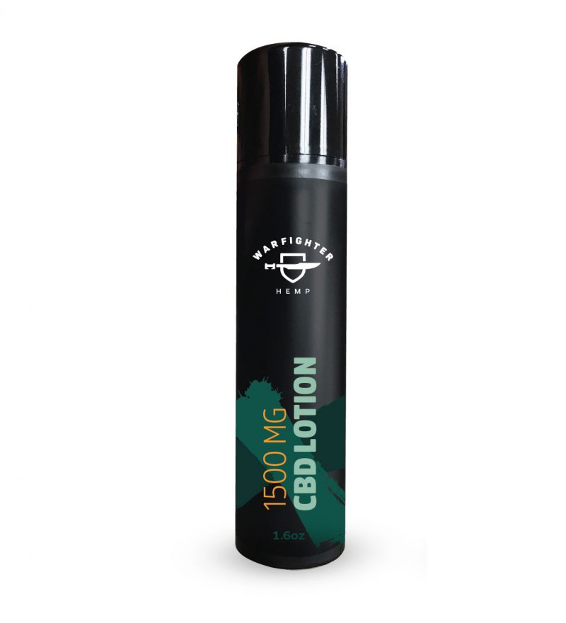 1500mg CBD Full Spectrum Topical Lotion