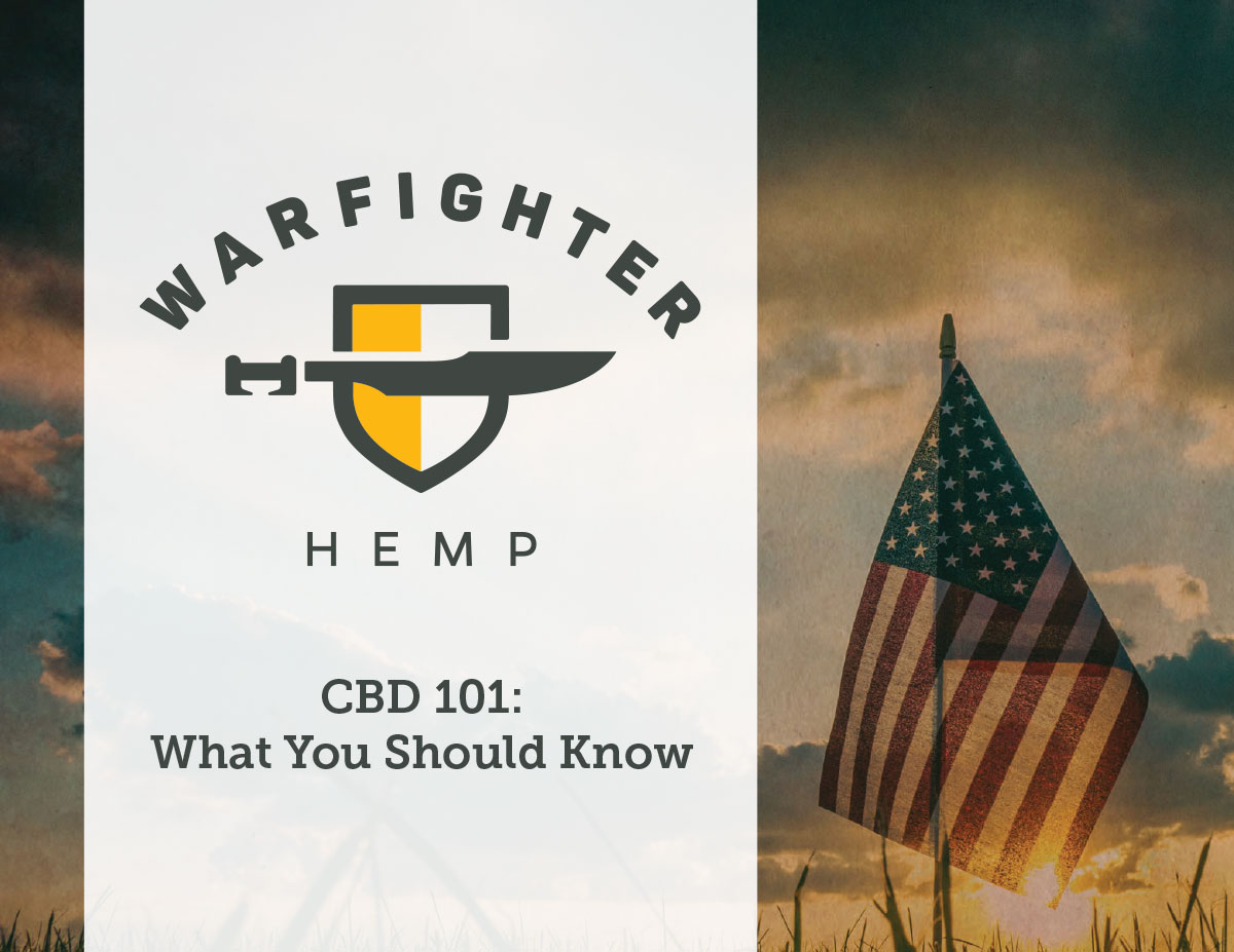 Warfighter Hemp CBD 101 What You Should Know eBook